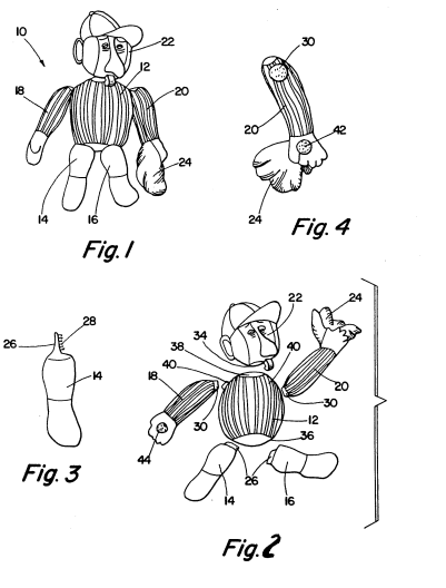 American Patent Holders Who Are Absolutely Going To Kidnap You
