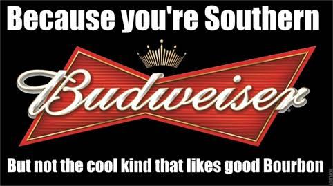 Budweiser sucks