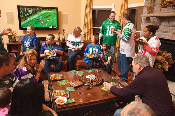 Affotd S Guide To American Super Bowl Parties America