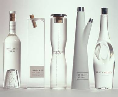 The most expensive vodkas in the world america fun fact for Interesting bottle shapes