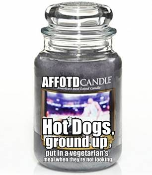 ground up hot dogs