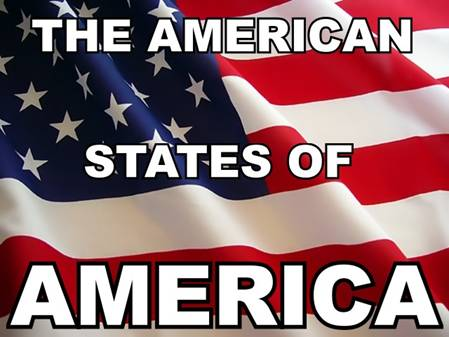 america states of america