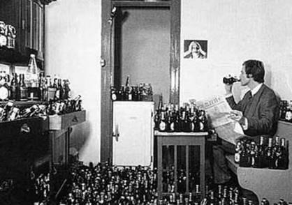 man booze 50s