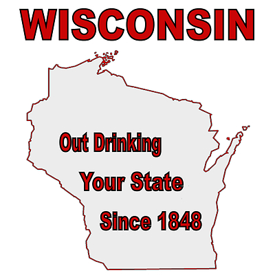 out drinking your state wisconsin
