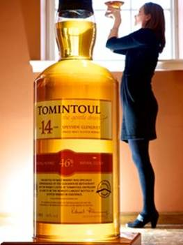 largest whiskey