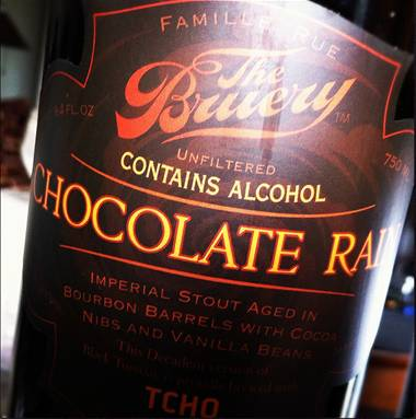 bruery chocolate rain