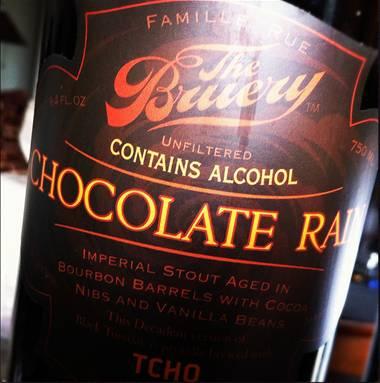 bruery chocolate rain