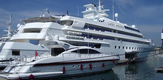 the world s 10 most expensive yachts america fun fact of the day
