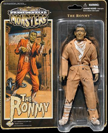 the ronmy