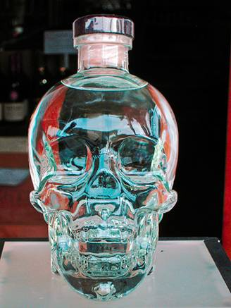 crystal death vodka