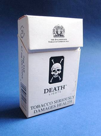 death cigarettes