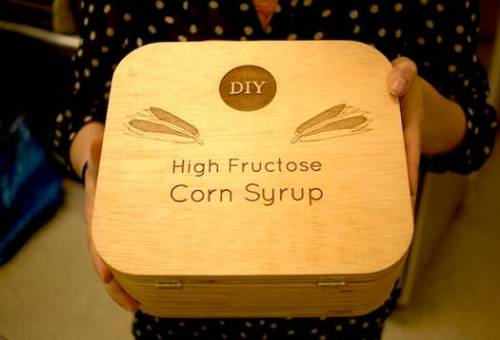 DIY high fructose corn syrup