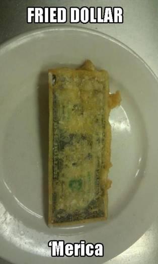 fried dollar
