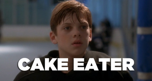 mighty ducks cake eater