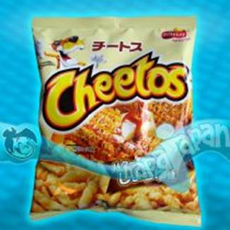 butter soy cheetos