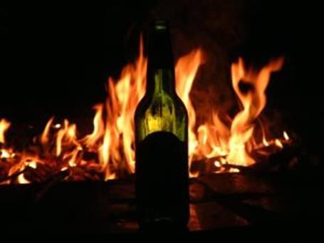 booze fire