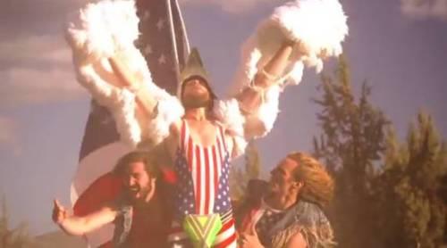 BORN FREE AMERICA YEAH