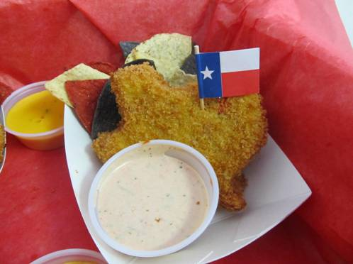 deep fried king ranch casserole