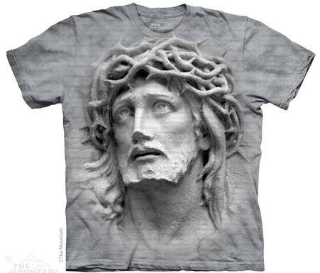 jesus mountain shirt