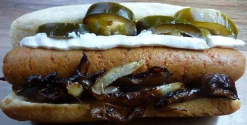seattle hot dog