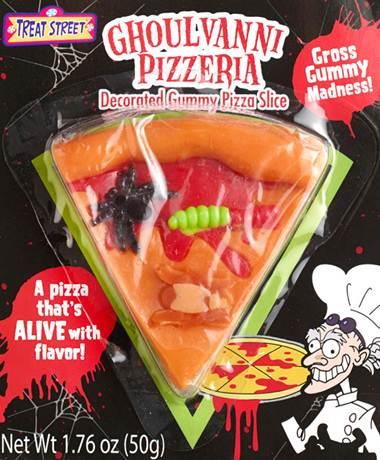 gummy pizza