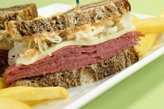 The American History Of The Reuben Sandwich America Fun Fact Of