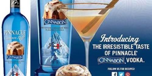 Cinnabon vodka