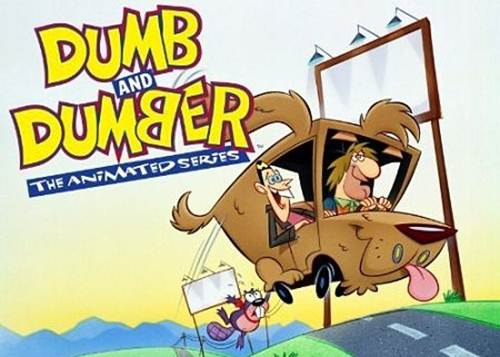 dumb and dumber animated