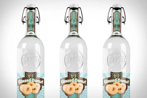 glazed donut vodka