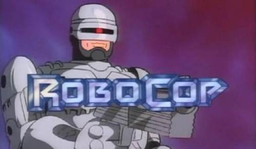 robocop animated
