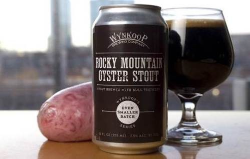 rocky mountain oyster stout