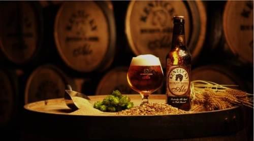 bourbon ale