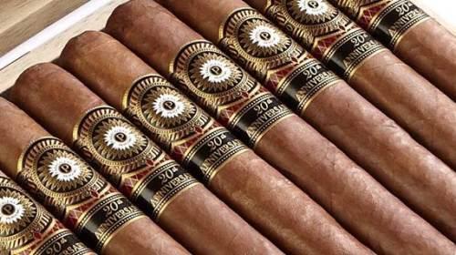 bourbon cigar