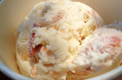 lobster ice cream