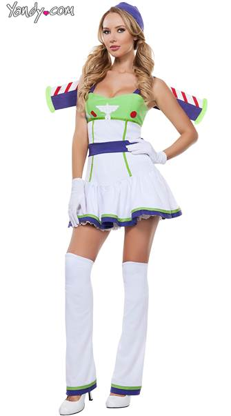 buzz lightyear  sc 1 st  AFFotD & Halloween Costumes That Should Not Exist (Female Edition) | America ...