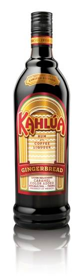 gingerbread kaluah