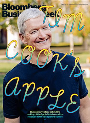 tim cooks apple