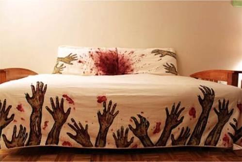 walking dead sheets
