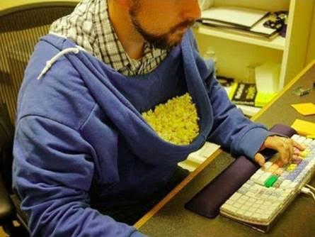 hoodie life hack