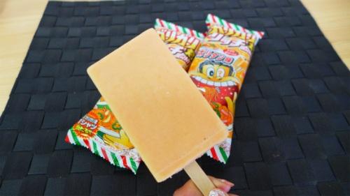 spagetti ice cream