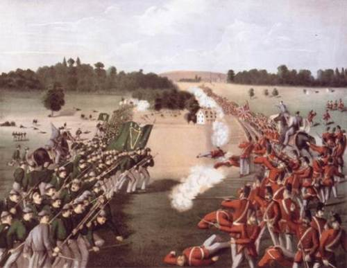 fenian battle