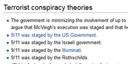 terrorist conspiracy