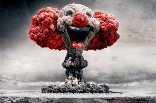 clown nuke
