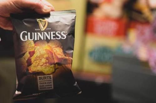 guinness potato chip
