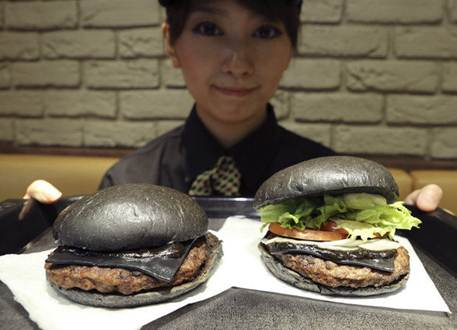 black burgers oh no
