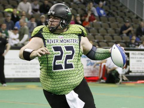 Arena Football League Salary 2015