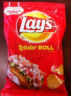 lobster roll lays