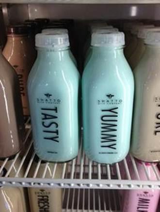 cotton candy milk