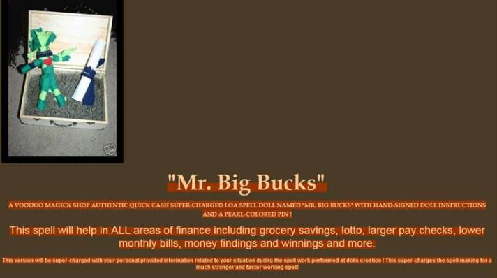 mr big bucks