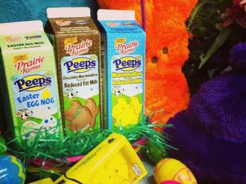 peeps milk